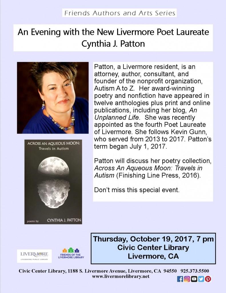 Flyer.CynthiaPatton.AcrossanAqueousMoon